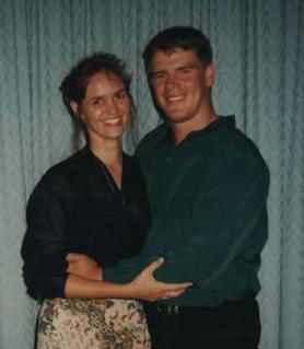 Mick and Deb